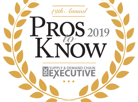 Supply and Demand Chain Executive 2019 Pros To Know